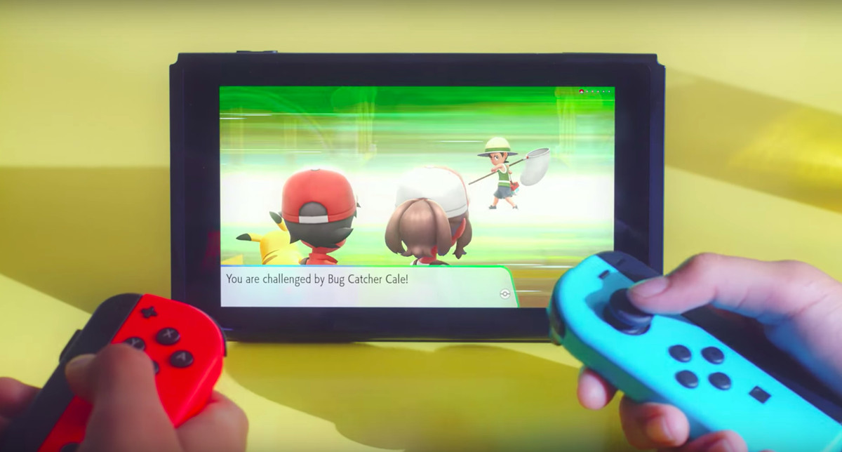 Pokémon Let S Go Is A Simple Game Improved By Its Pricey Pokéball