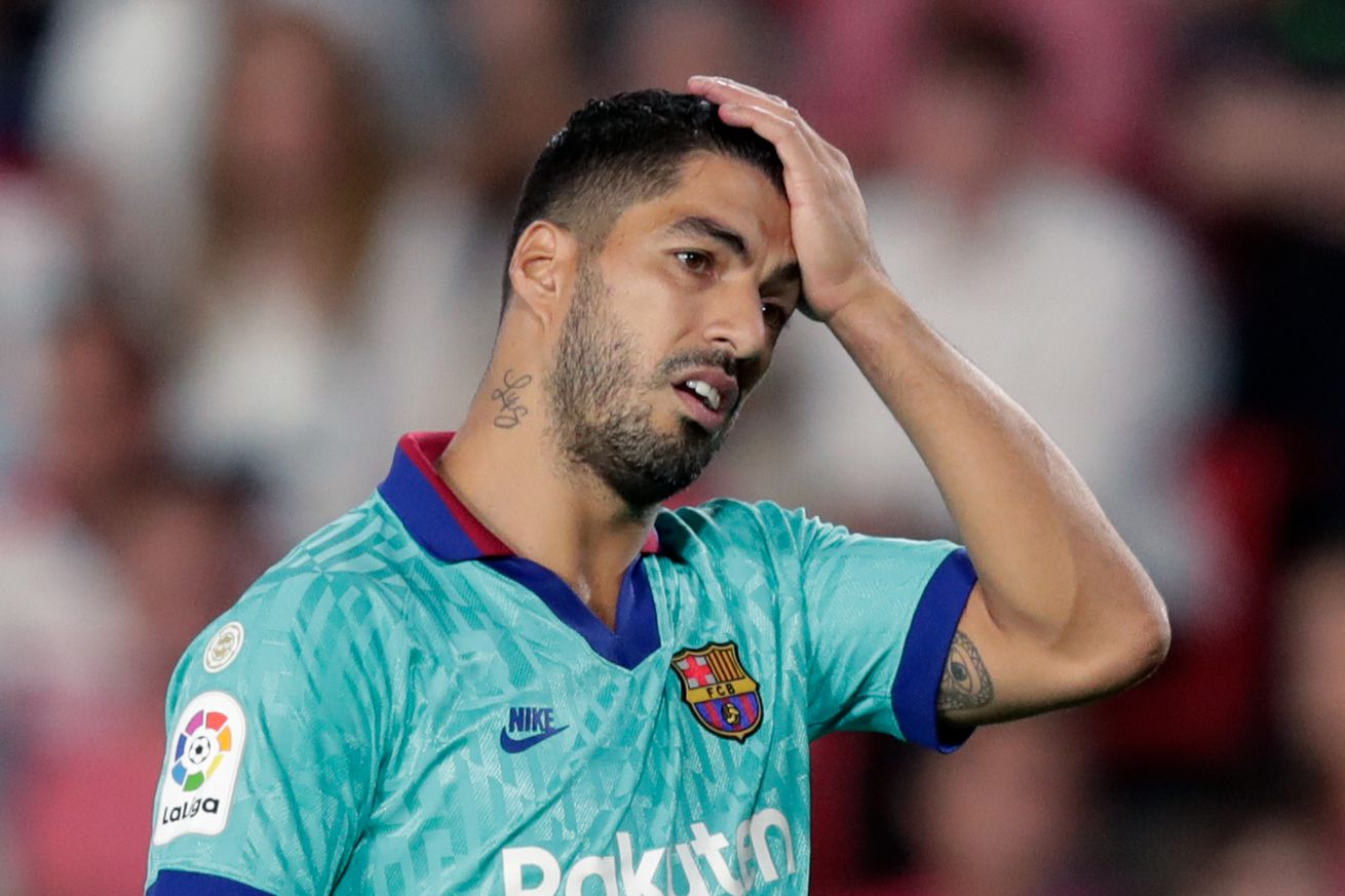 Suarez: It?s ?going to be a long, complicated year? for Barca