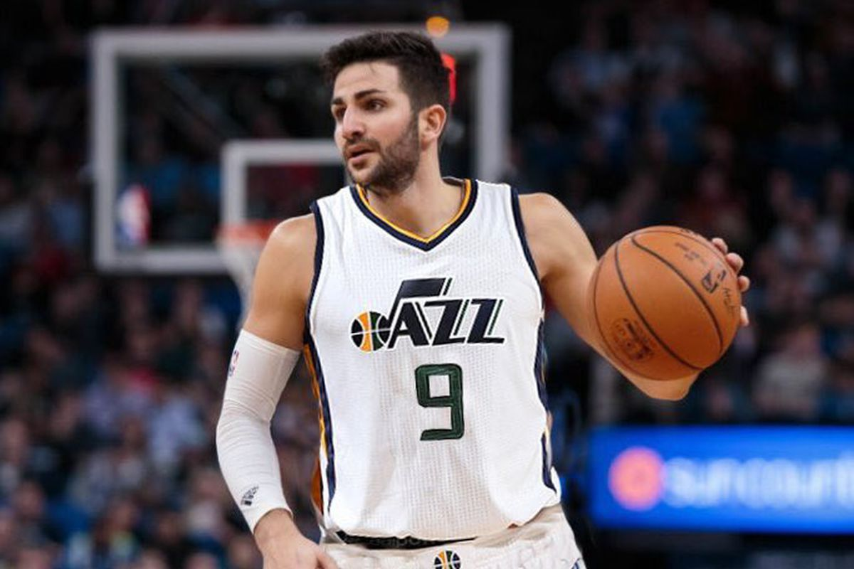 Last year George Hill came over with his Indy and San Antonio bred grit and  took Utah to another level. This year  Newly acquired Ricky Rubio is  stepping up ... d9ff39e84cf9