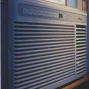 <p>The Amana Quiet Zone line includes seven models that range from 5,000 to 18,000 Btu. Electronic controls offer temperature settings in increments of 1°F and are accurate to within 1½° F. A digital delay timer is also part of the package. Prices range from $369 to $1,149.</p>