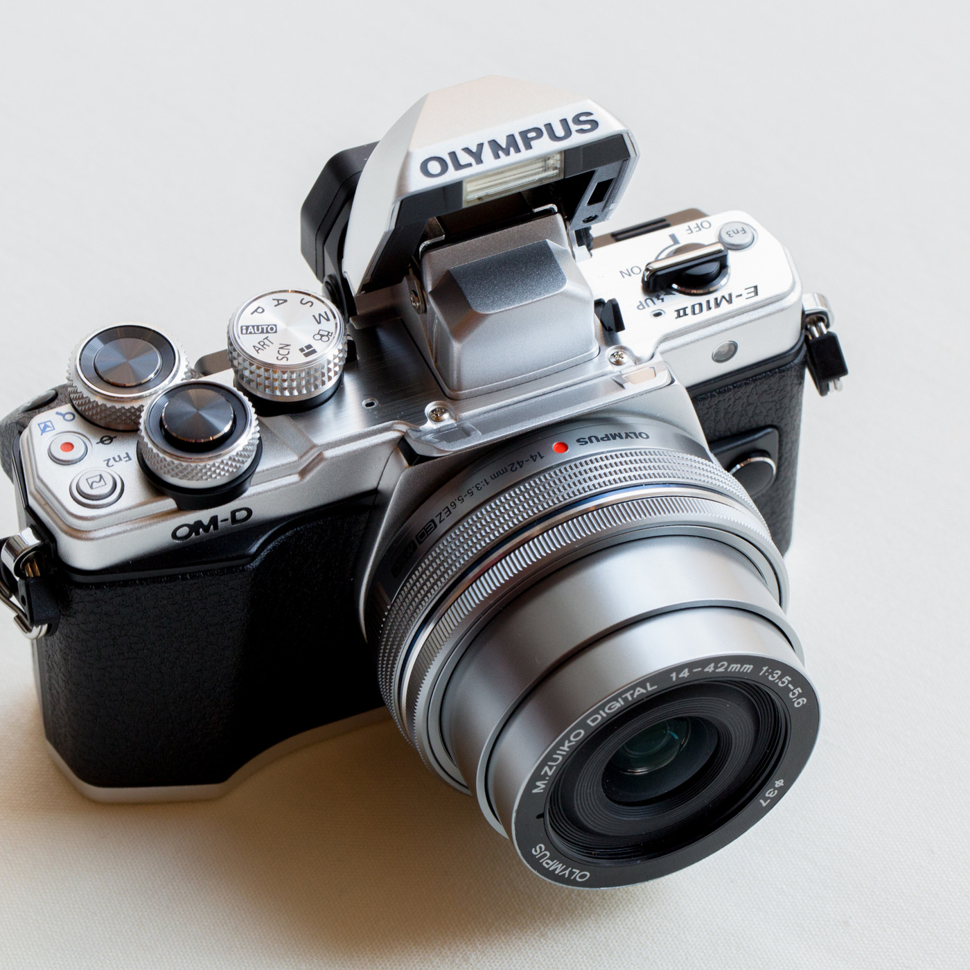 The new Olympus E M10 Mark II is a tiny metal powerhouse of a camera