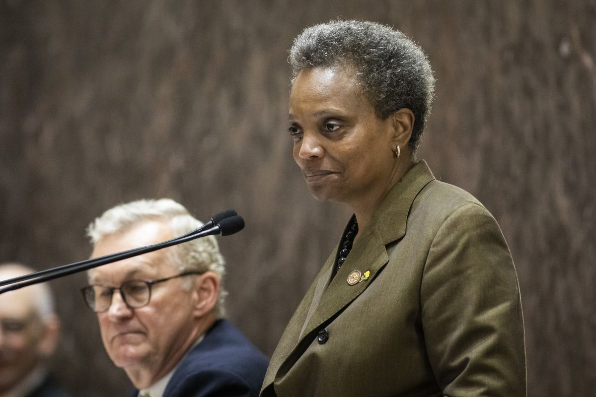 Chicago Mayor Lori Lightfoot to ask legislature for power to tax high-end professional services and big-ticke…