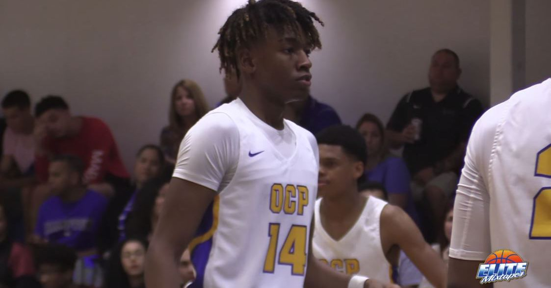 Kentucky Basketball Recruiting In 2017 Class: Kentucky Basketball Recruiting: CJ Walker A Recruit To