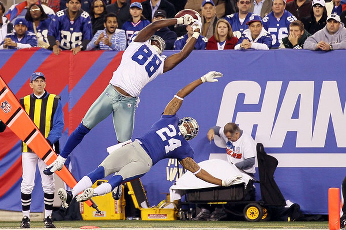 Dez Bryant: highlight reel catches included.