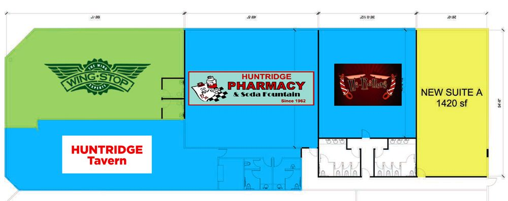 Huntridge Shopping Center