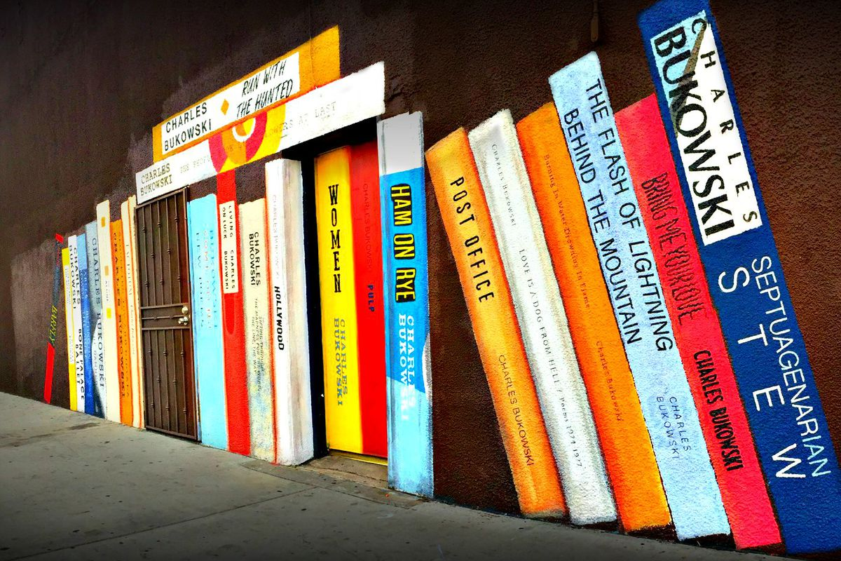 The proposed Bukowski's, Los Feliz
