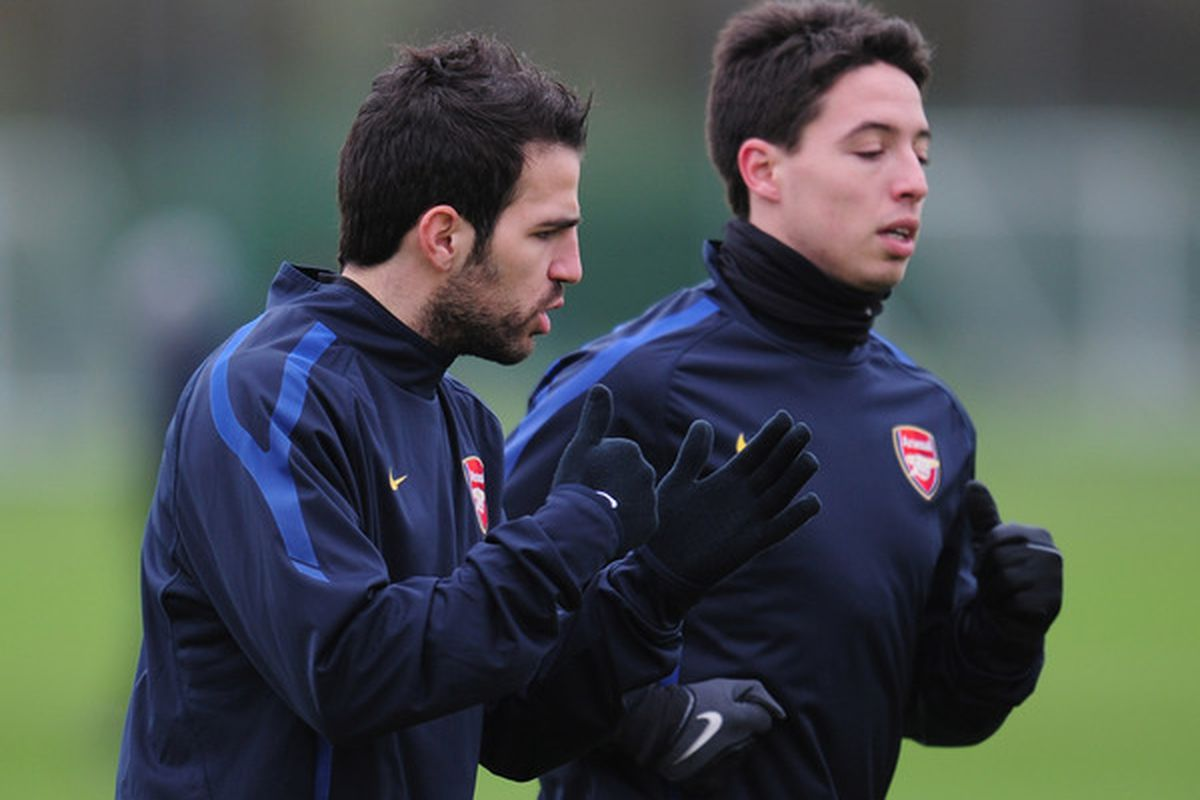 """so I said """"listen come in front of me tell me what u tweet i will show who is the cesc"""""""