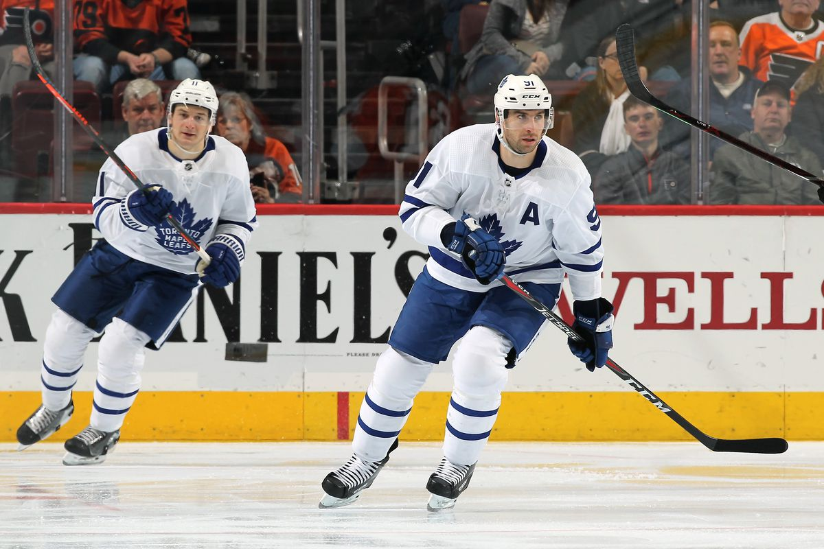 Doing the Maple Leafs cap space shuffle with John Tavares and Zach Hyman