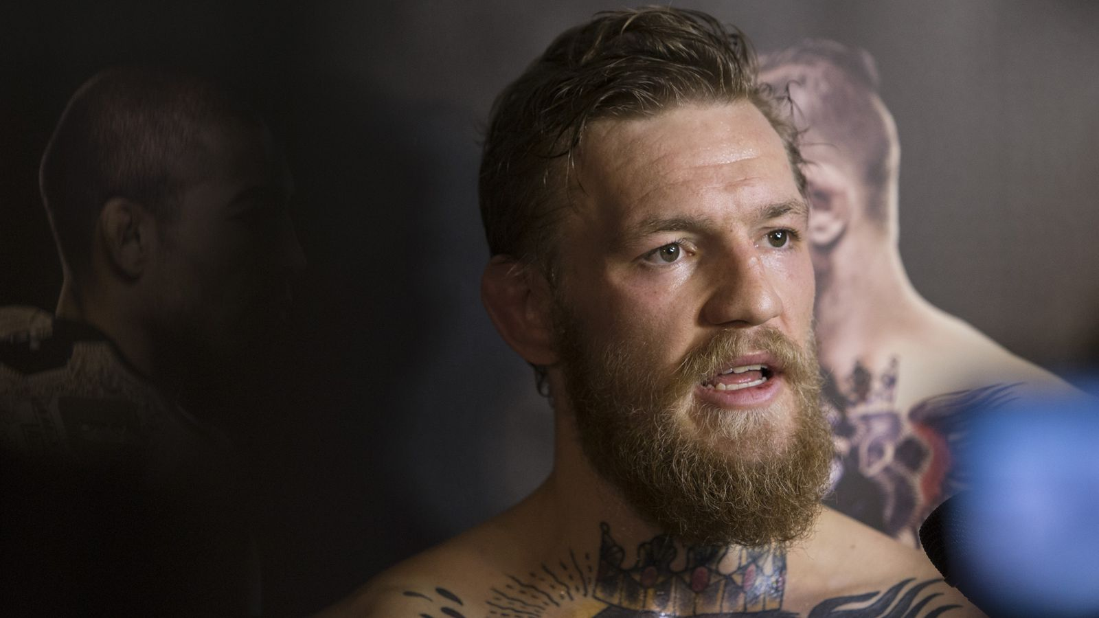 Morning Report: McGregor talks death of young fan