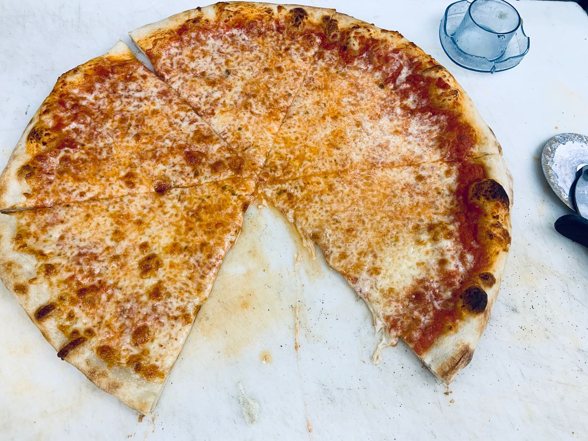 New York-style slices from Piece Out