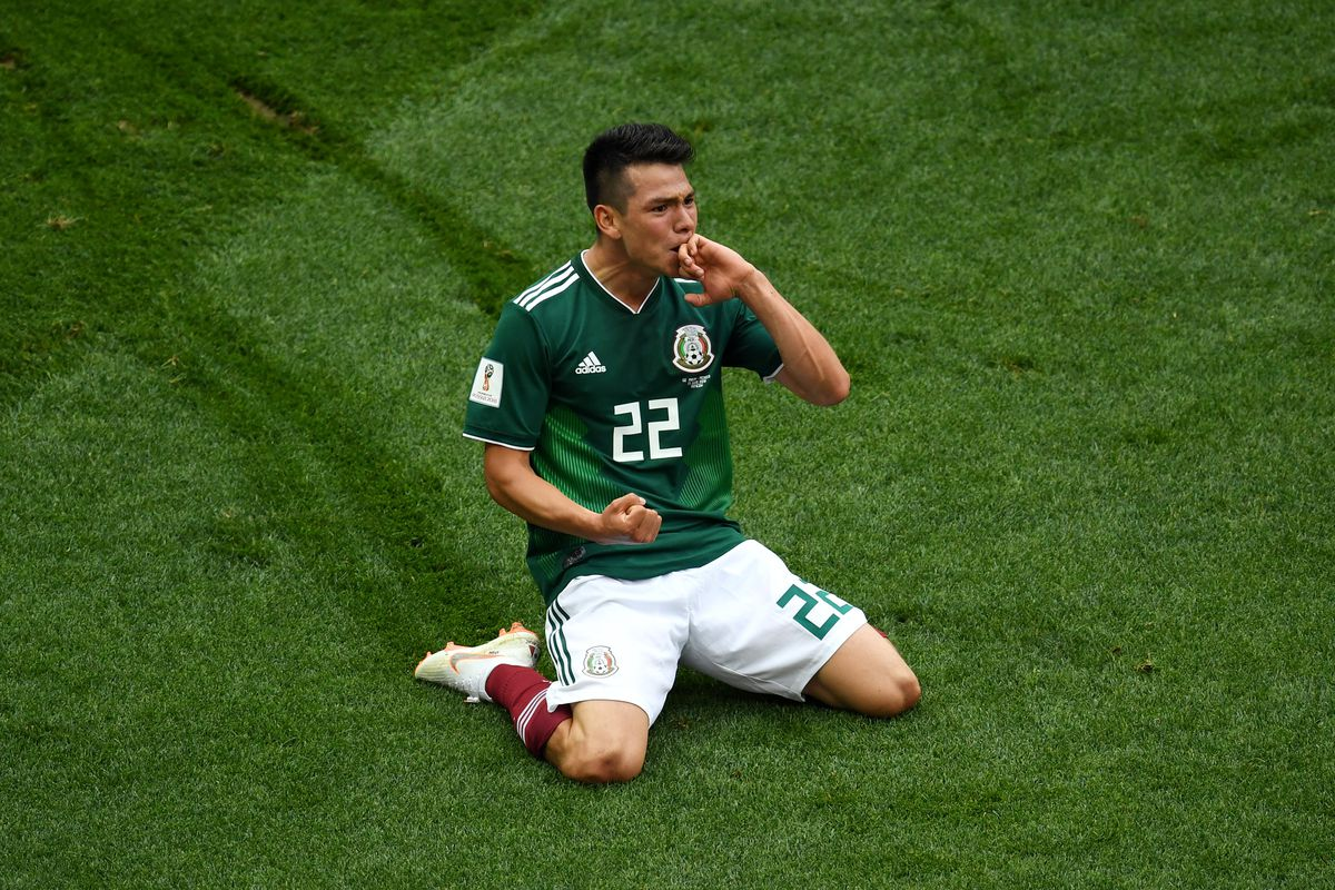 on sale a5577 d336d Meet Mexico's Hirving Lozano aka 'Chucky,' the newest ...