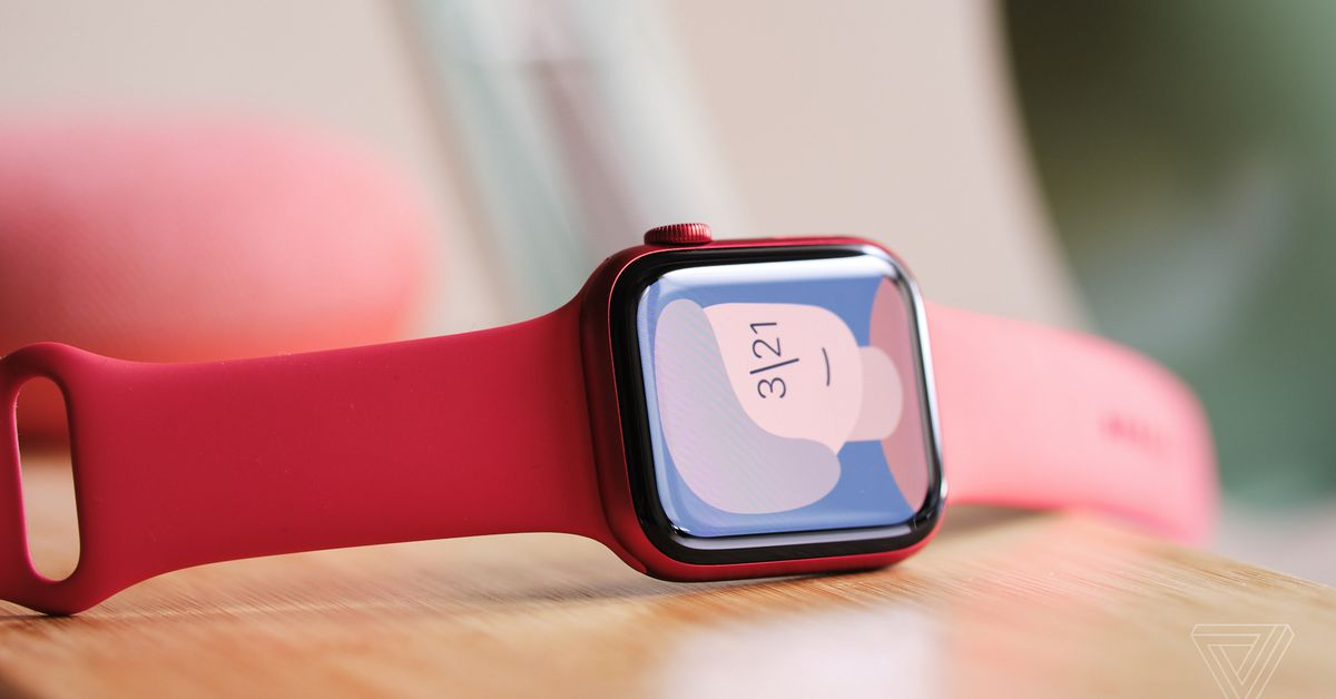 Apple removes Apple Watch Series 6 from its official lineup