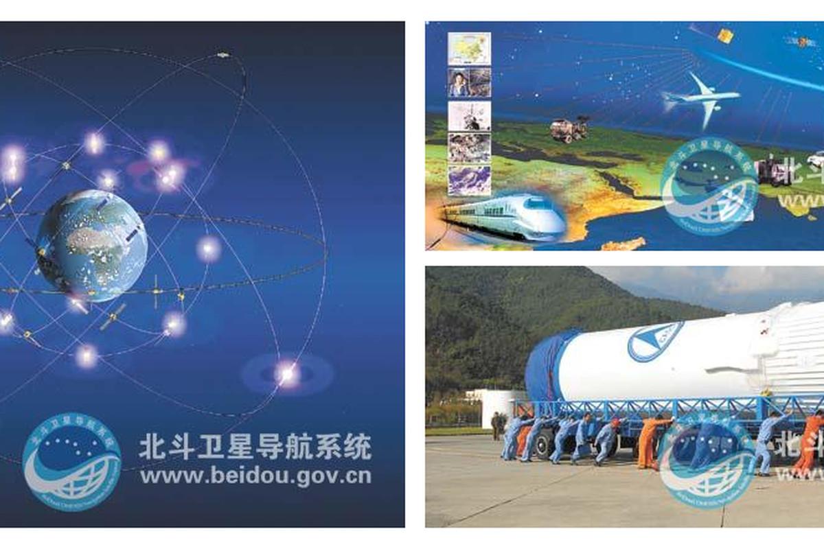Beidou China Navigation System