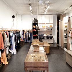 """<b>↑</b> Lara Fieldbinder's shop <b><a href=""""http://www.articleand.com/"""">Article&</a></b> (198 Smith Street) has a thoughtful inventory that's perfectly aligned with the shopping needs of the professional type who's creative and likes to play around with"""