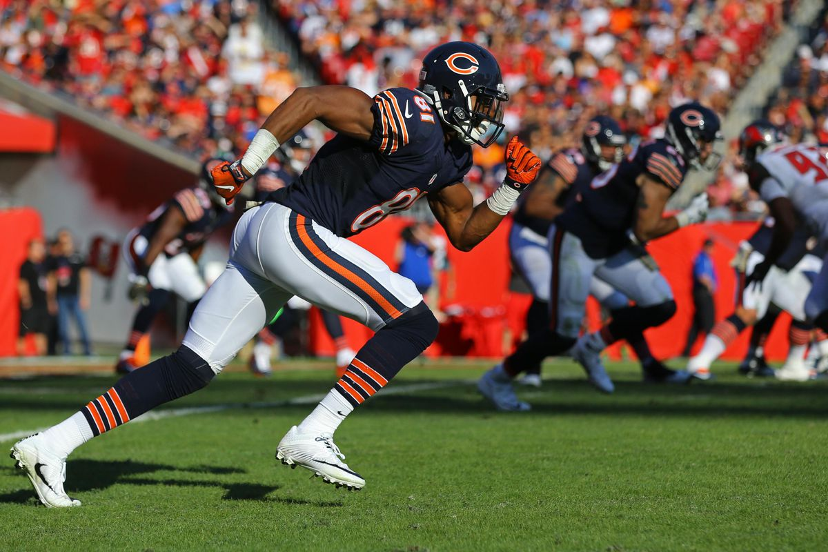 Cameron Meredith launches