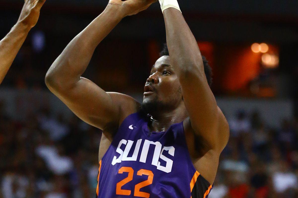 Center of the Sun  Suns start NBA Summer League 2-0 ed4fb508a