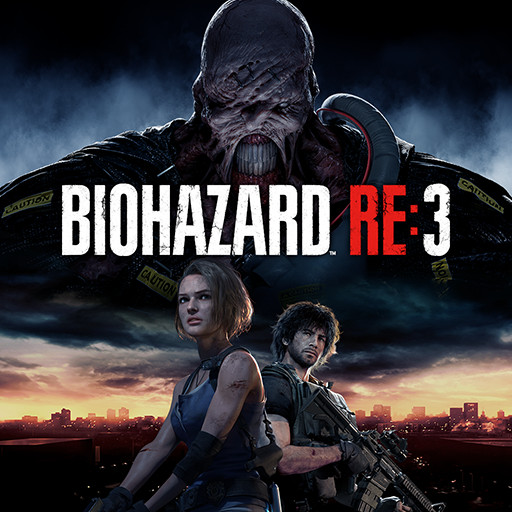 Alternate cover art featuring the title in Japan, Biohazard RE: 3.