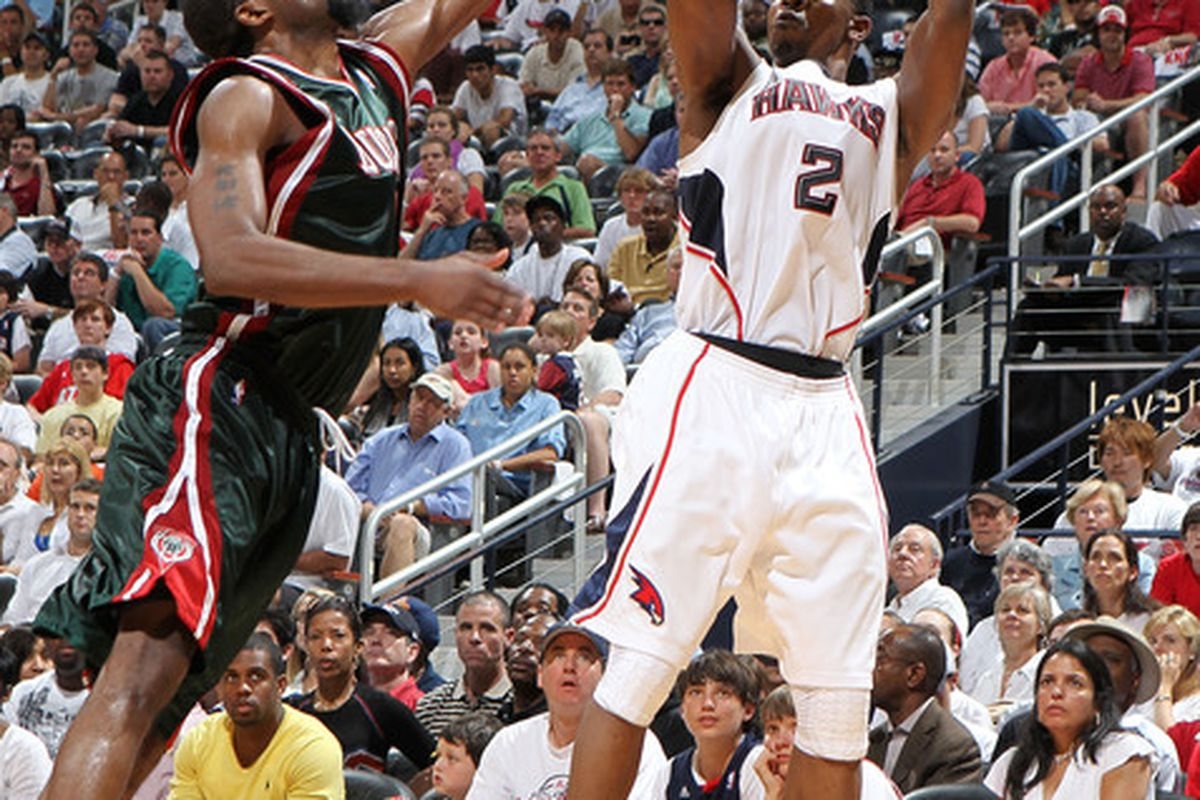 It's the day before payday....is the league catching up to Joe Johnson?