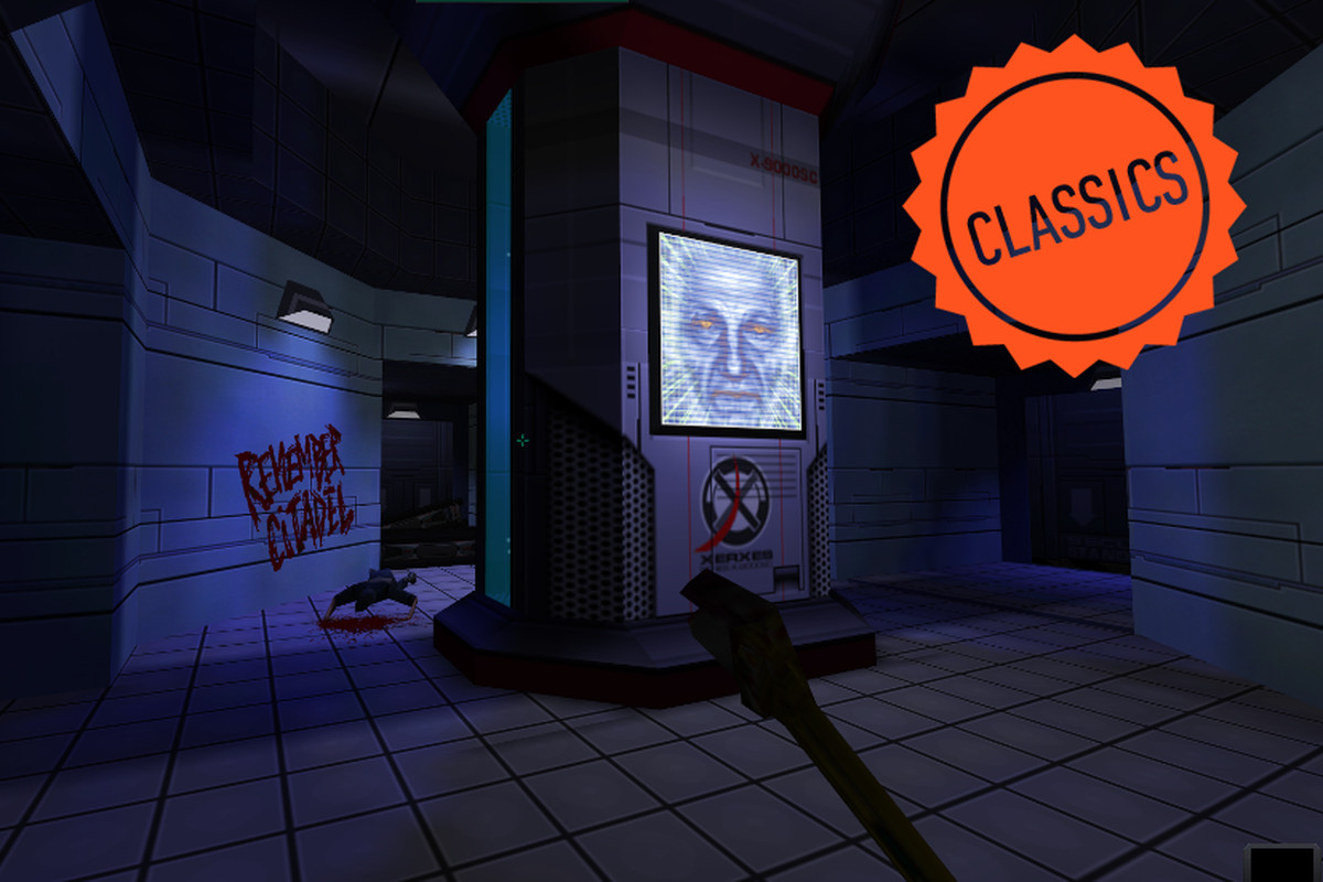 The Classics: 'System Shock 2' - The Verge