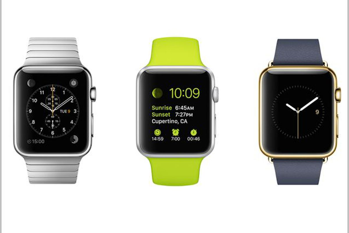 Apple Watch: What to Look For at Monday's Event - Vox