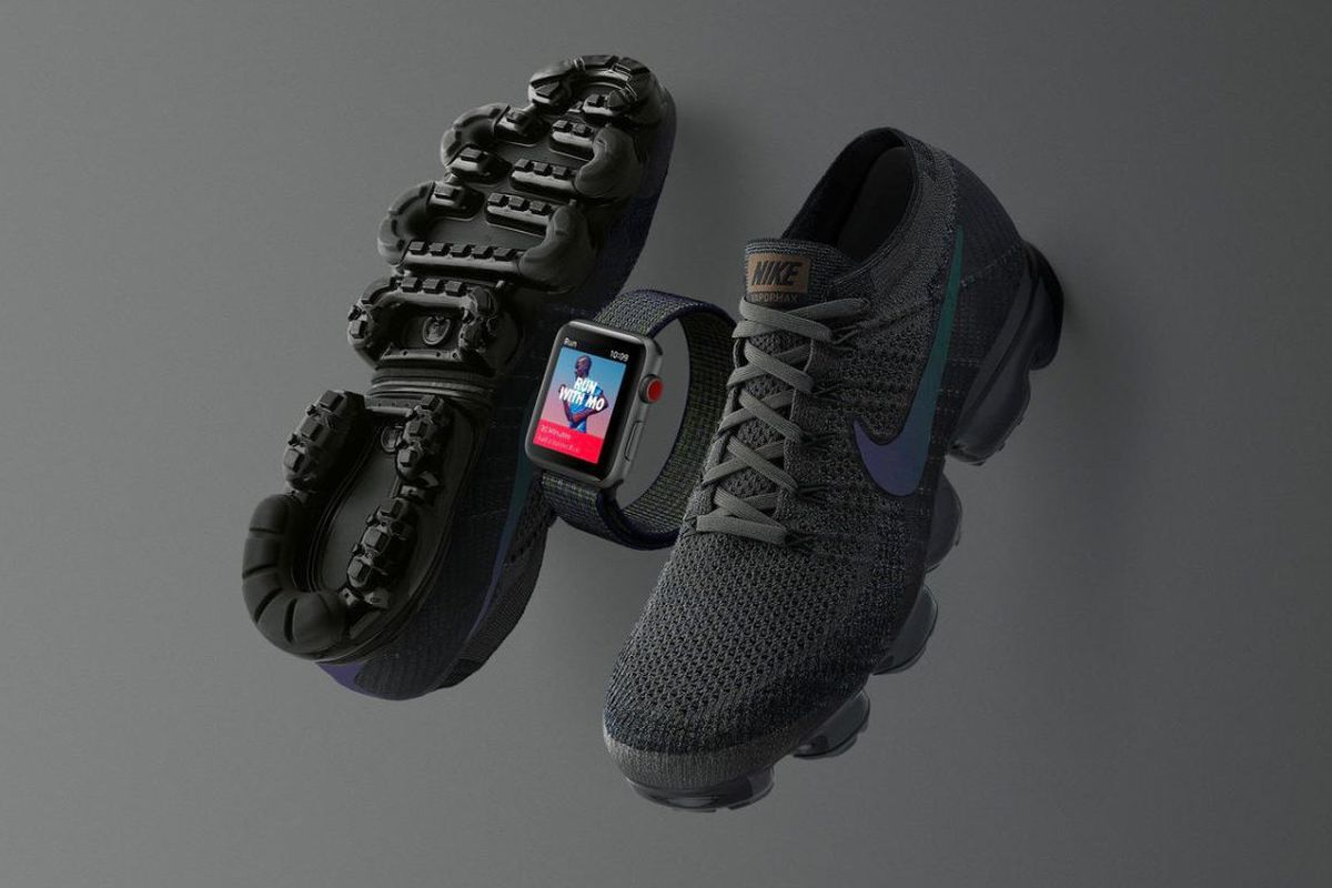 Apple Watch Series 3 gets a wintry new Nike+ Edition