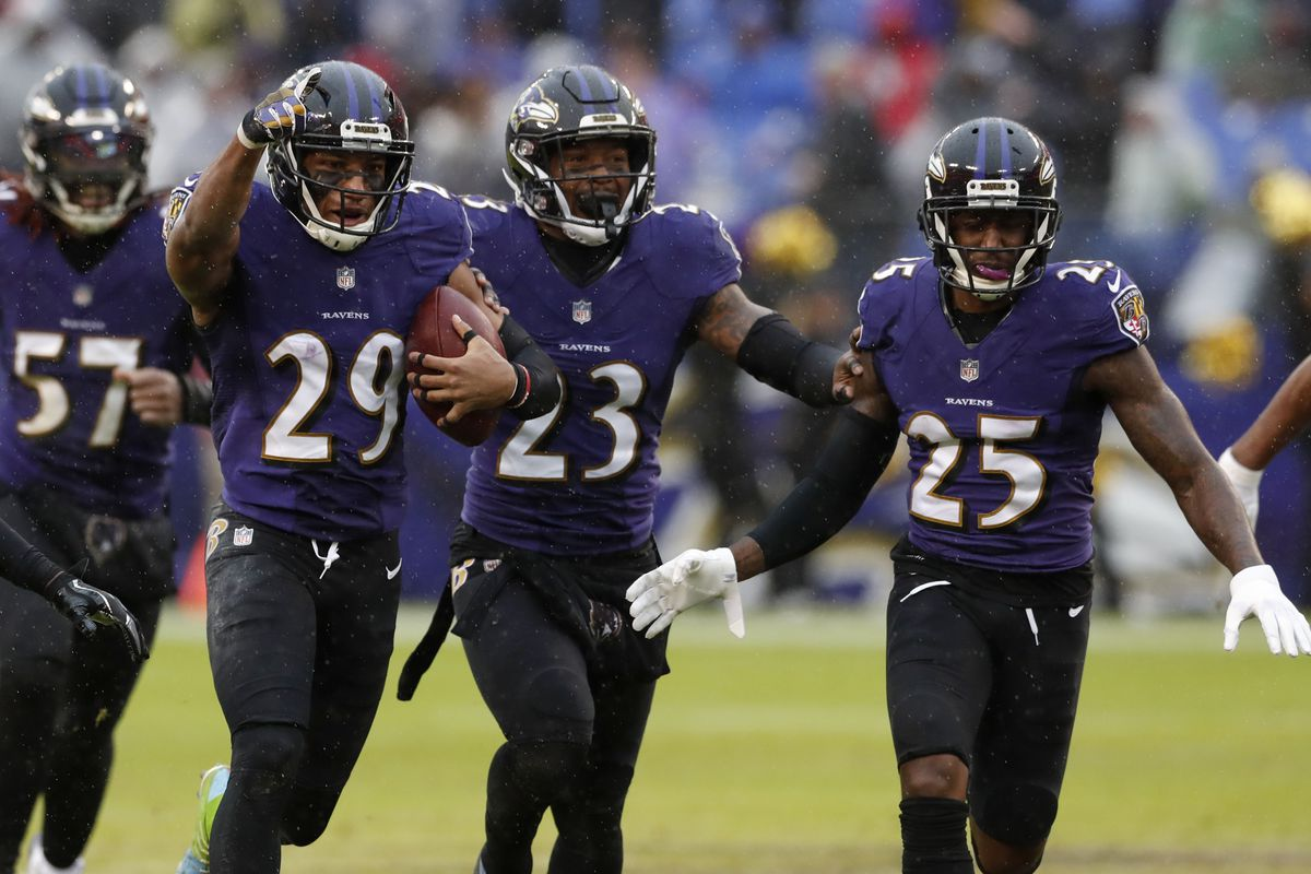 """<p zoompage-fontsize=""""15"""" style="""""""">Tampa Bay Buccaneers v Baltimore Ravens"""