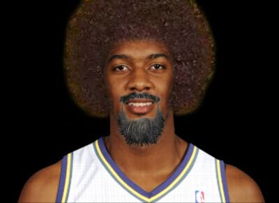 Favors Afro
