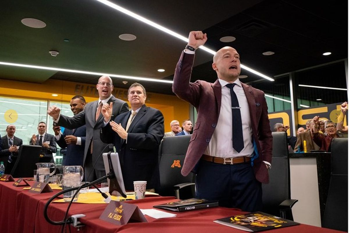 P.J. Fleck on National Signing Day 2018