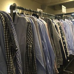 Lots of men's button-downs
