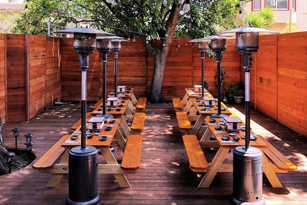 As Sf Reopens For Outdoor Dining Some Restaurants Are Opting To Take It Slow Eater Sf