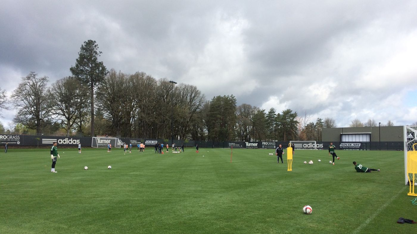 Portland Timbers Training Quotes and Notes: The Captain Returns