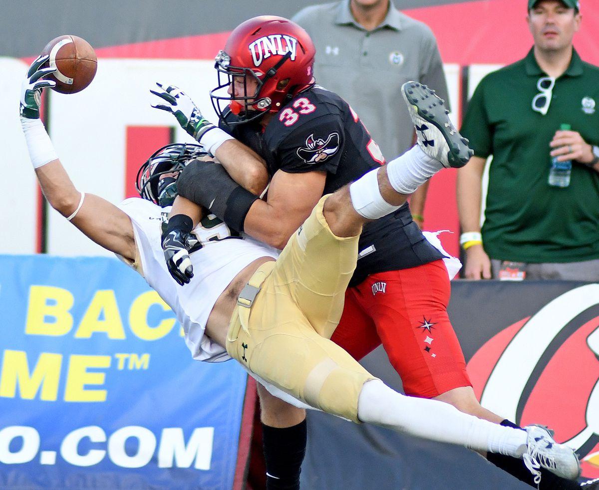 NCAA Football: Colorado State at UNLV