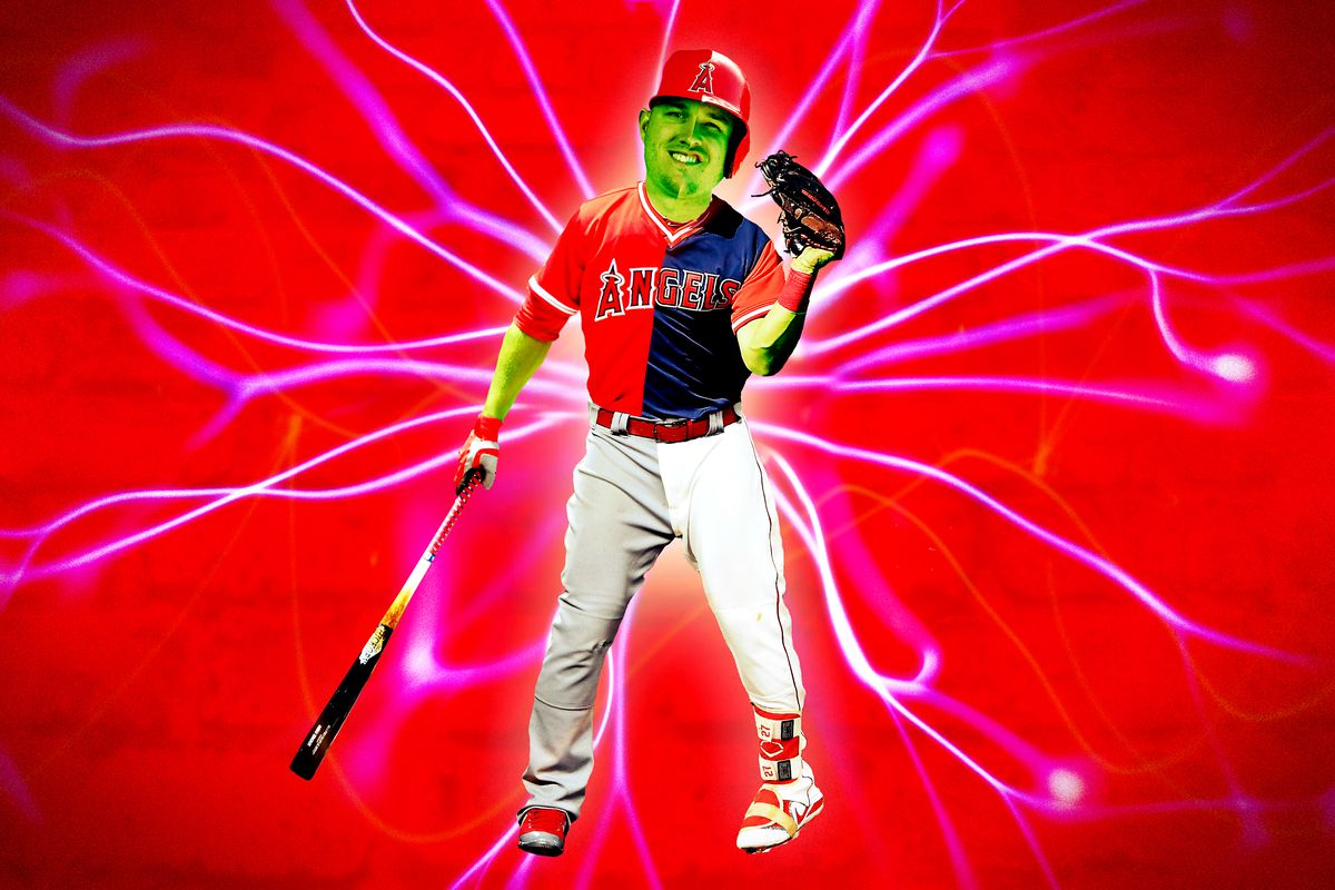 The Worst Possible Version Of Mike Trout Is Still An All