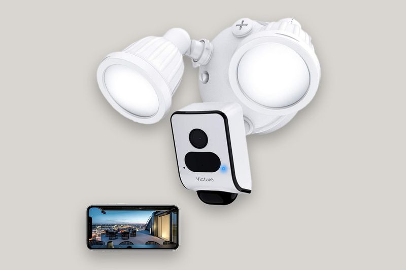 Victure Floodlight Camera
