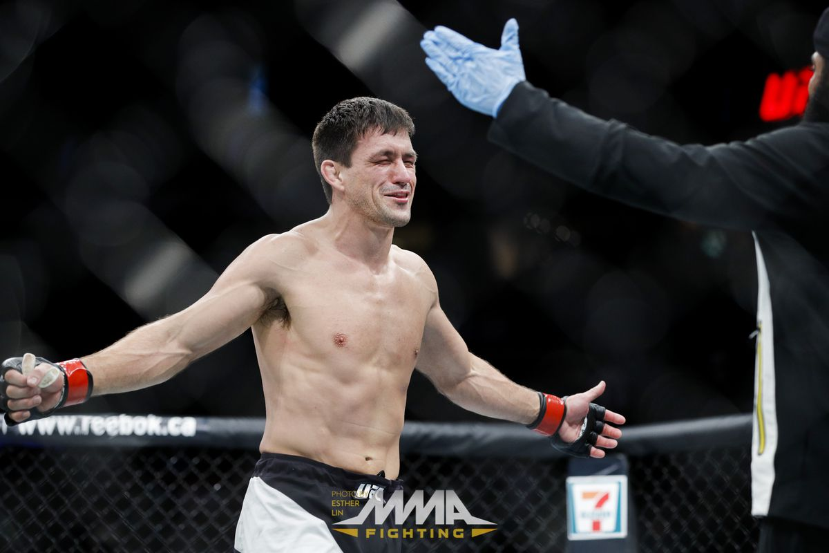 Demian Maia picked up another impressive win against Carlos Condit at UFC on FOX 21.