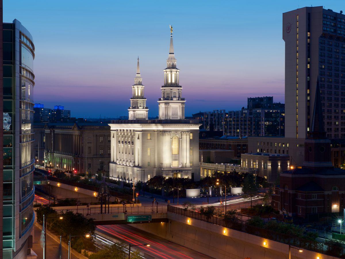 Philadelphia Pennsylvania Mormon Temple