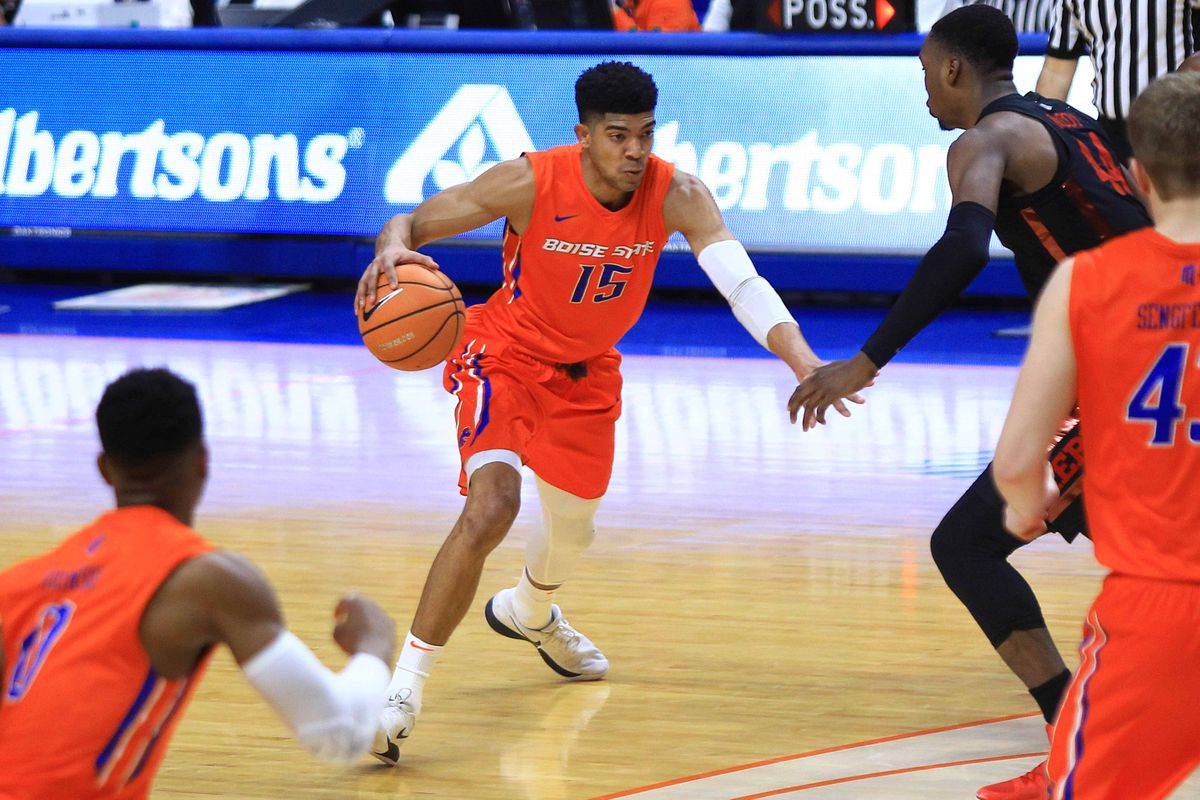 NCAA Basketball: UNLV at Boise State
