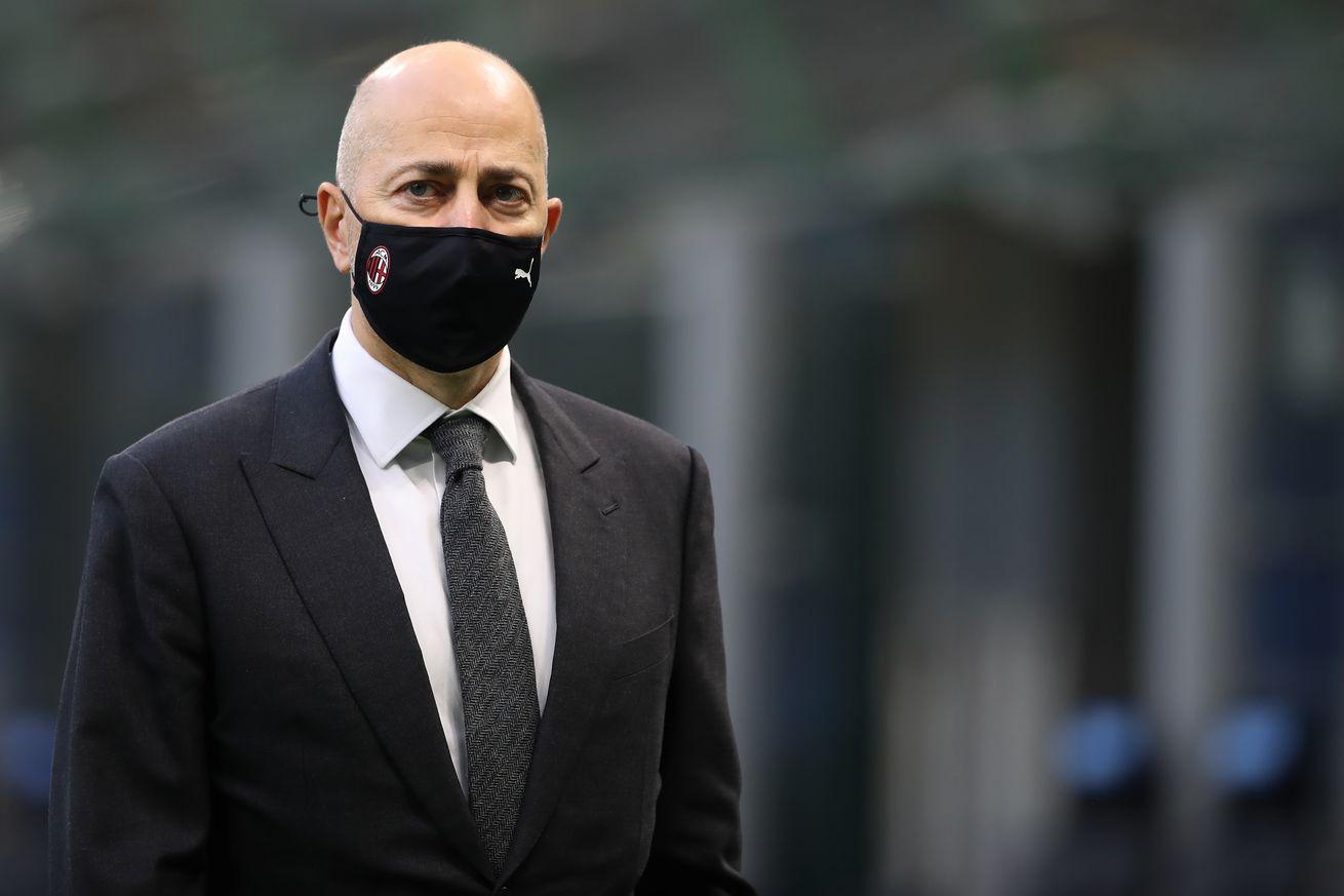 AC Milan CEO Ivan Gazidis Diagnosed With Throat Cancer, Set To Undergo Treatment