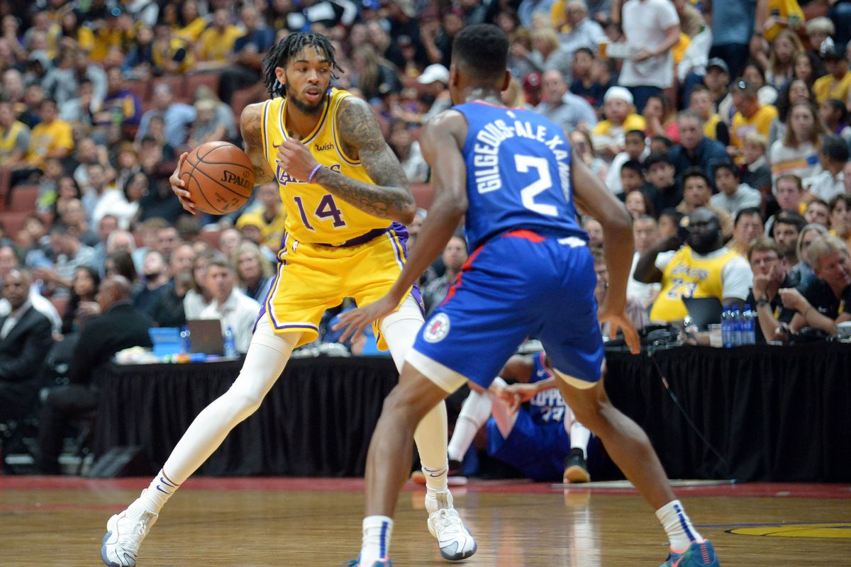 Lakers want to show they have more than just LeBron James - Silver ... 324651ada
