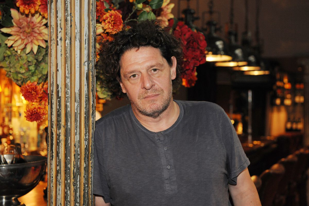 Marco Pierre White claims women are too emotional in kitchens