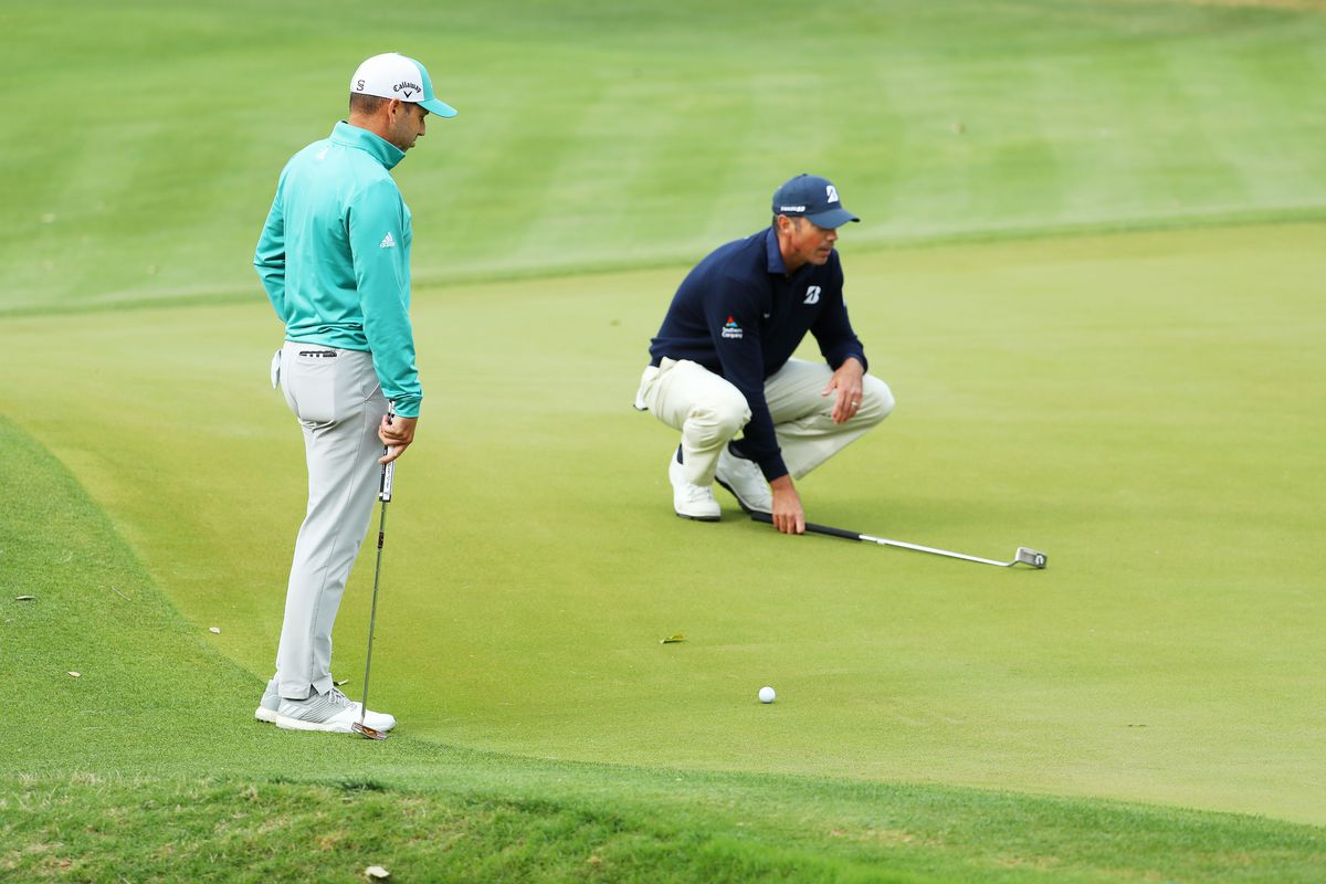World Golf Championships-Dell Technologies Match Play - Round Five