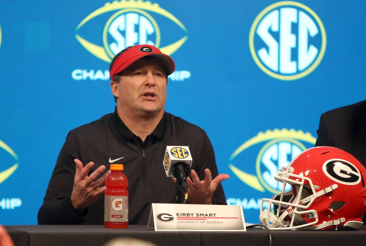 NCAA Football: SEC Championship Alabama vs Georgia