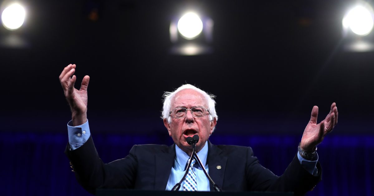 Bernie Sanders endorses a targeted advertising tax to fund local journalism