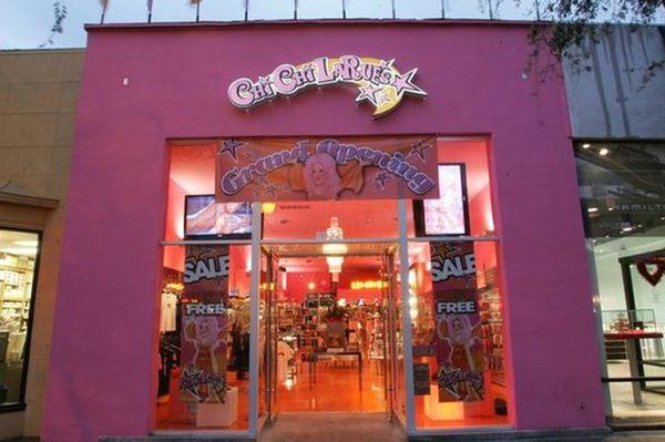 La high end sex shops