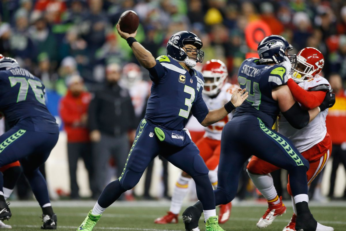 how seahawks schedule helped them to the playoffs in a rebuilding