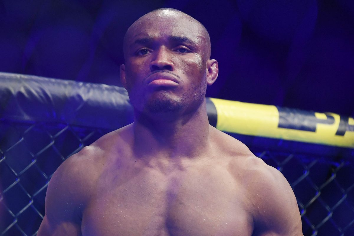 UFC champ Kamaru Usman hoping to defend title against Covington by end of year