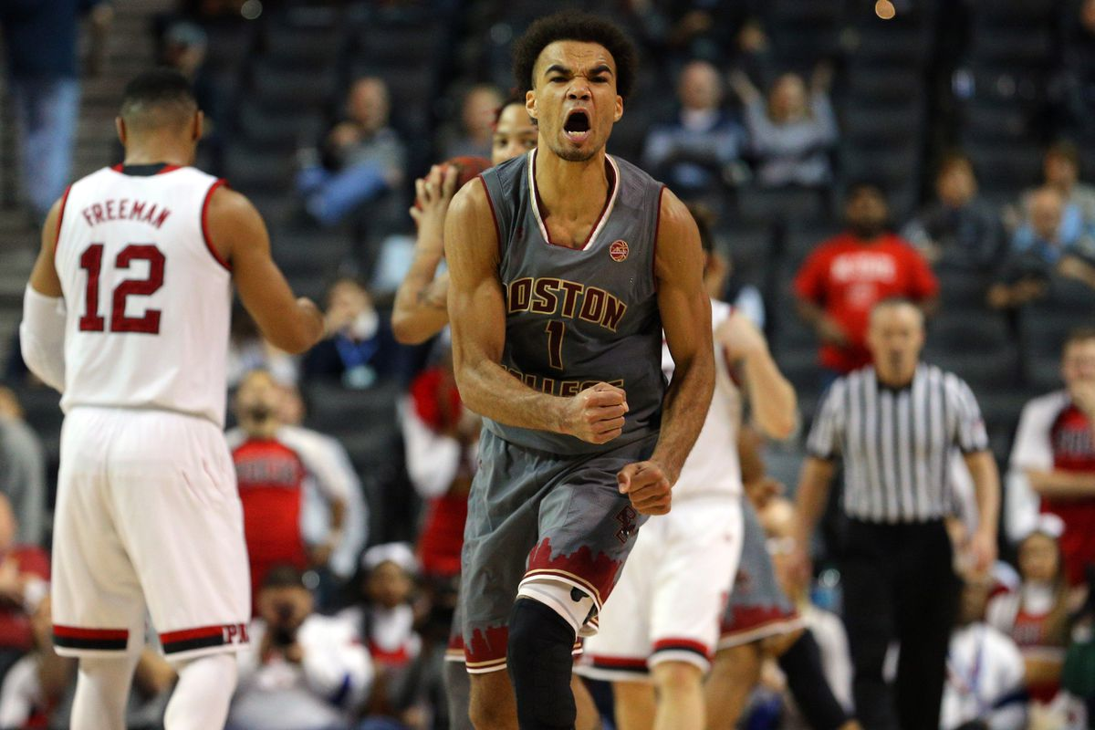 NCAA Basketball: ACC Conference Tournament-NC State vs Boston College