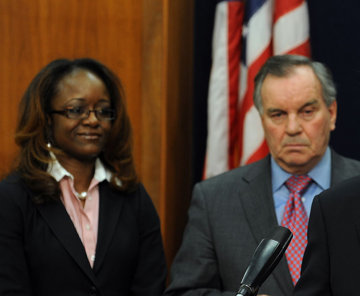 Cheryl Hyman was recommended for the chancellor post by then-Mayor Richard M. Daley.   Sun-Times file photo