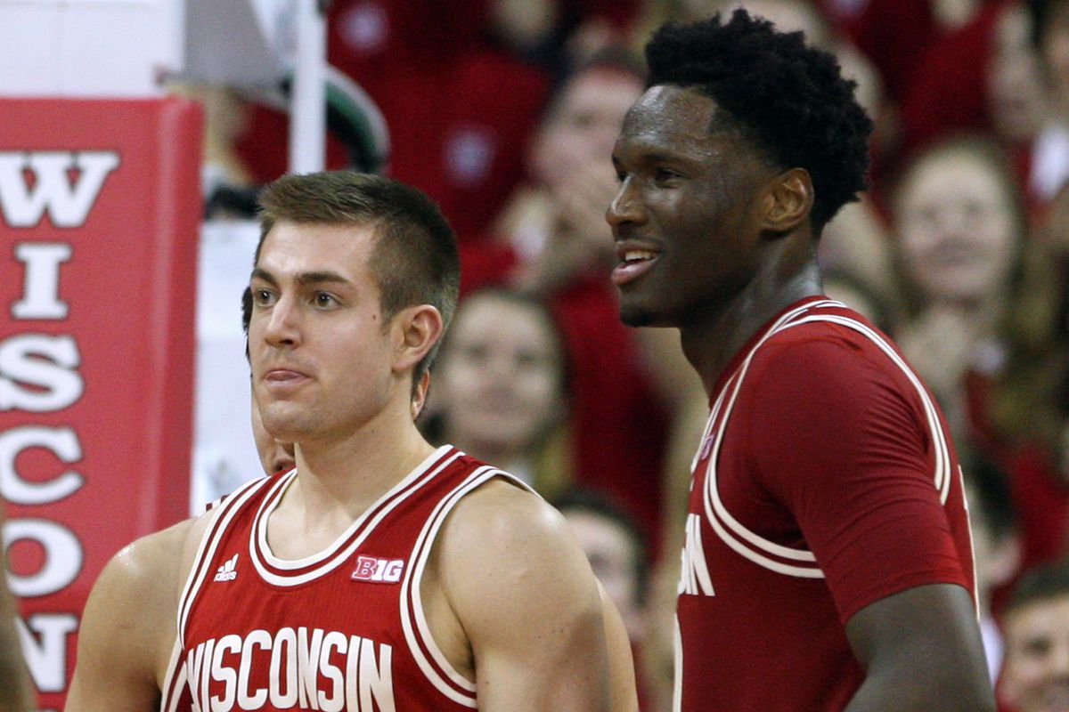 Jordan Smith is the lone departure to graduation in Madison, while the future of Nigel Hayes remains uncertain.