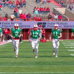 Nebraska quarterbacks!